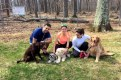 MEET THE WALKERS! HAPPY DOG PAWS SERVICES