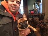 HAPPY DOG PAWS